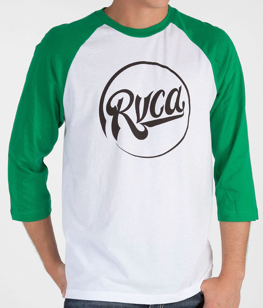 RVCA Roundabout T-Shirt front view