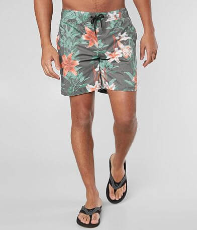RVCA Nature Montague Stretch Boardshort