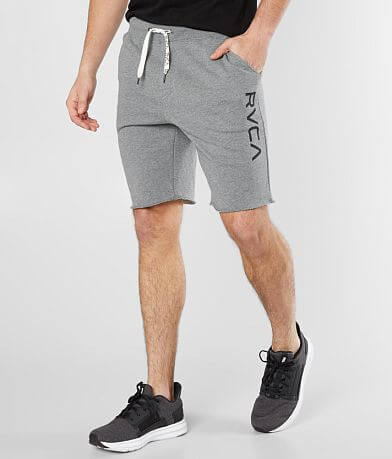 RVCA Off Side Heathered Knit Short