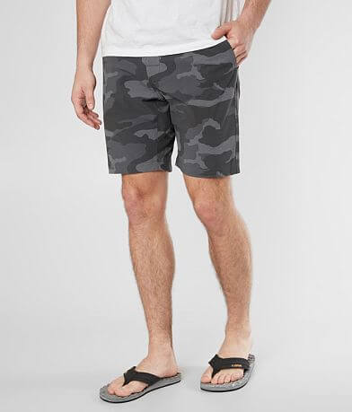 RVCA All Time Coastal Camo Stretch Walkshort
