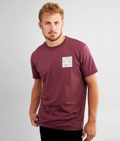 RVCA All The Way T-Shirt