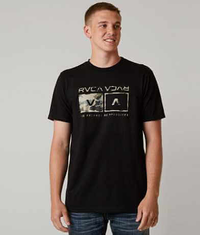 RVCA Rectangles T-Shirt