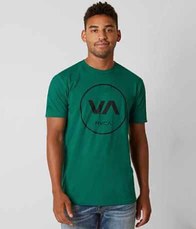 RVCA VA Circle T-Shirt