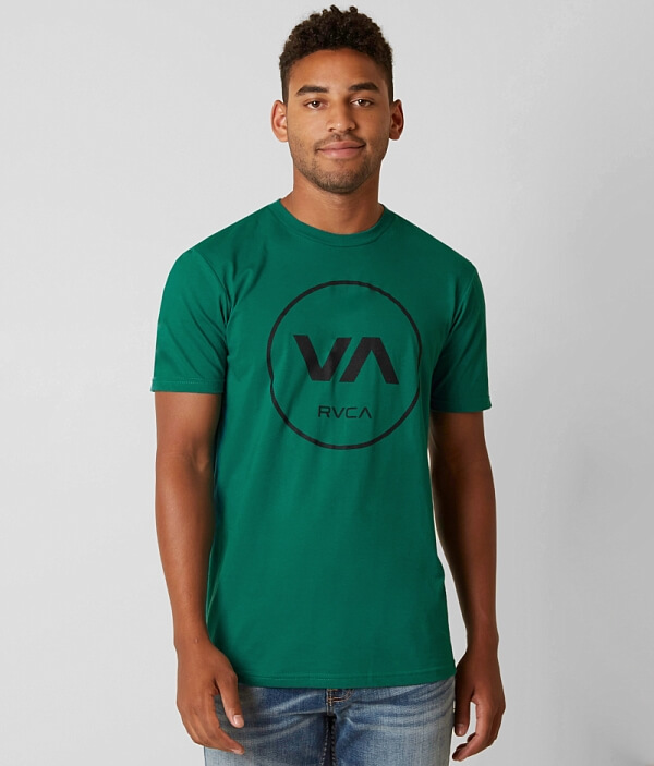 Circle Shirt RVCA RVCA VA T VA qSB6StwF