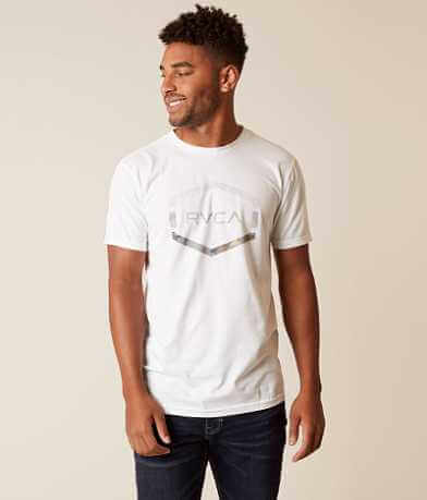 RVCA Tri Dot Hex T-Shirt