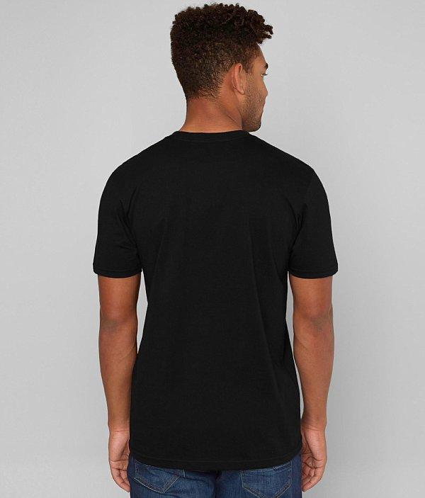 RVCA Shirt Black Bar T Black RVCA Bar T vOgqwdO