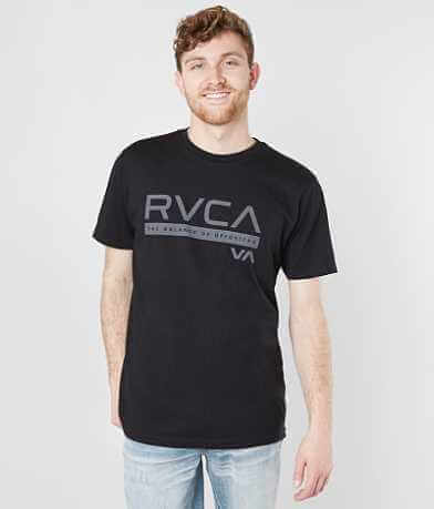 RVCA Distress Band T-Shirt