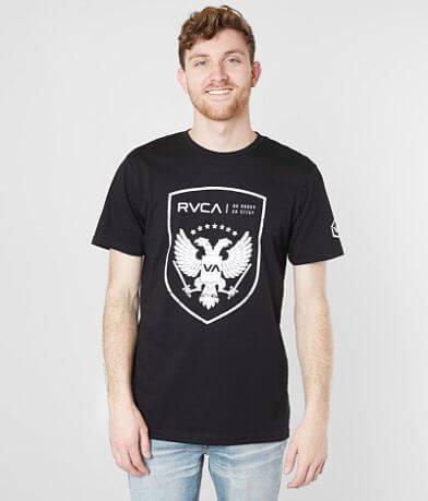 RVCA Emperor Shield T-Shirt