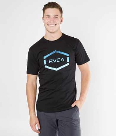 RVCA Tri Hex T-Shirt