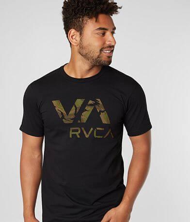 RVCA Camo T-Shirt