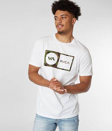 RVCA Balance Tropicamo T-Shirt
