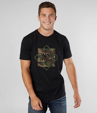 RVCA Different Ways T-Shirt