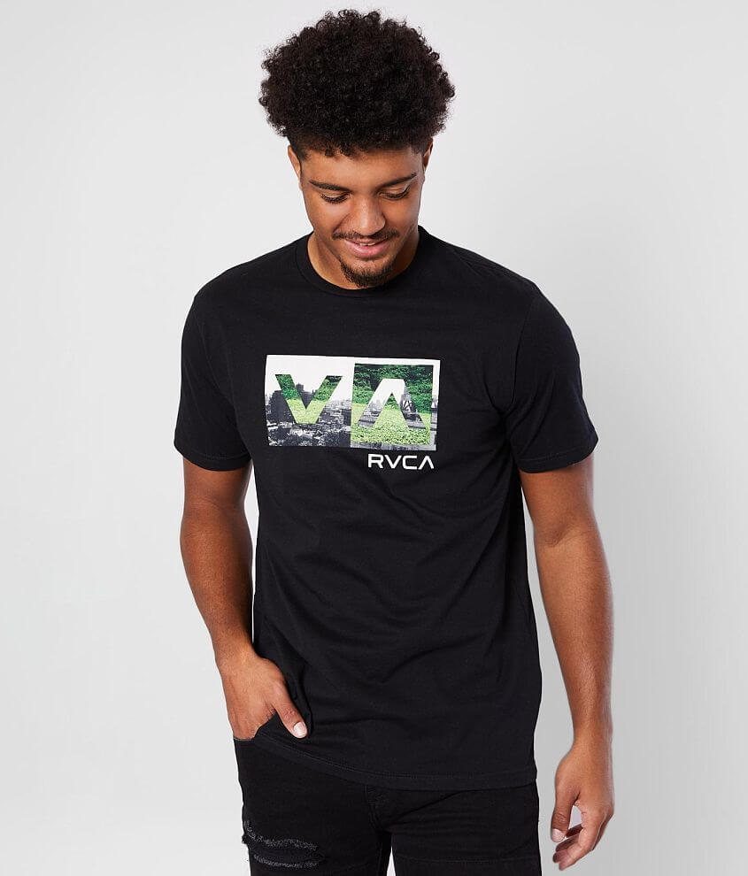 RVCA Balance Box T-Shirt front view