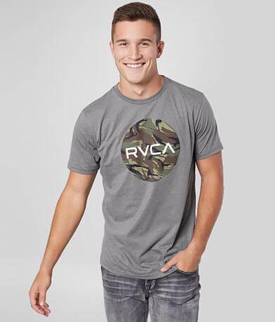 RVCA Motor Fill Camo T-Shirt