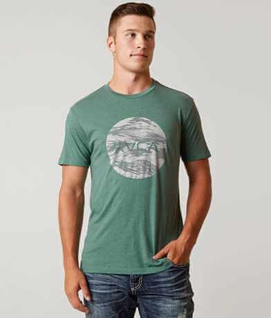 RVCA Camo Motors T-Shirt