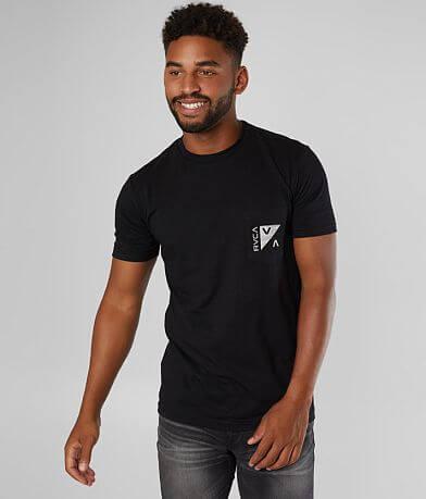 RVCA Check Mate T-Shirt