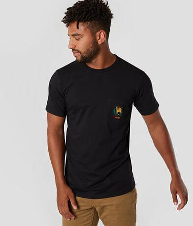 RVCA Royal T-Shirt