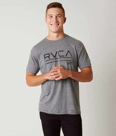RVCA Distress T-Shirt