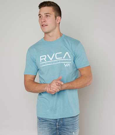 RVCA Distress Stripe T-Shirt