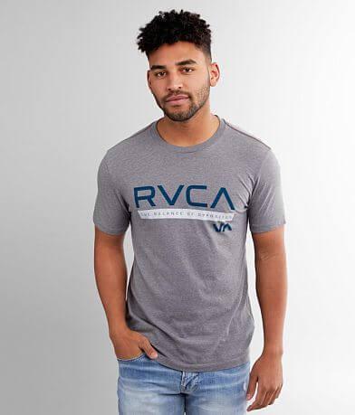 RVCA Distress T-Shirt