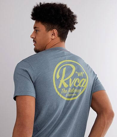 RVCA Patch Seal T-Shirt