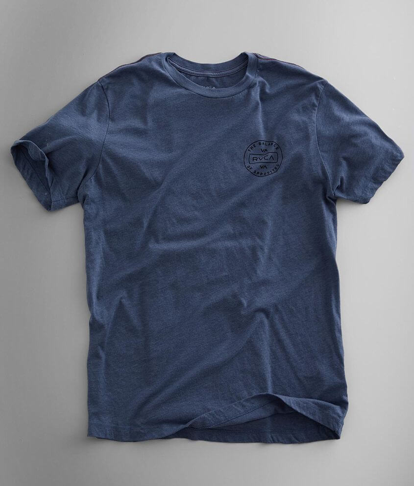 RVCA Volume T-Shirt front view