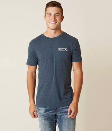 RVCA Stamp Label T-Shirt