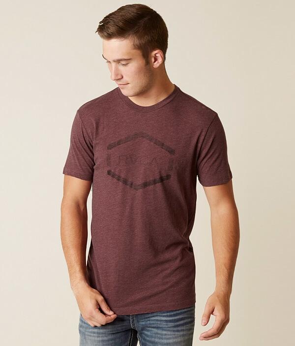 T Hex Shirt RVCA Tri Dot qtxw1TwEA