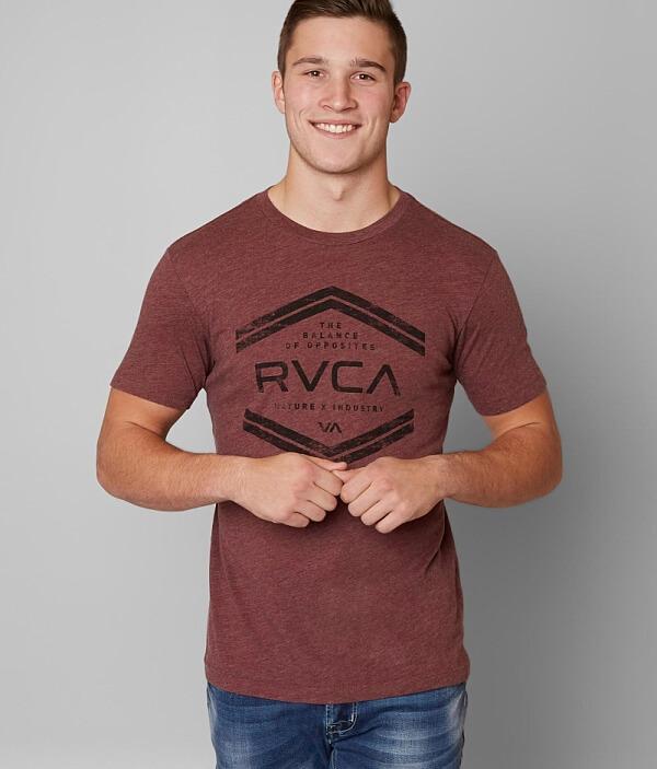 T Shirt Pure Double RVCA Double RVCA T RVCA Pure Pure Double Shirt wqABv