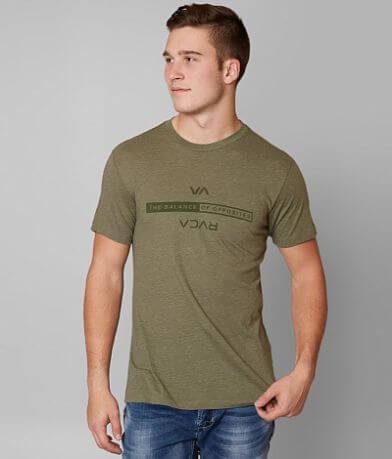 RVCA Bar Reflector T-Shirt