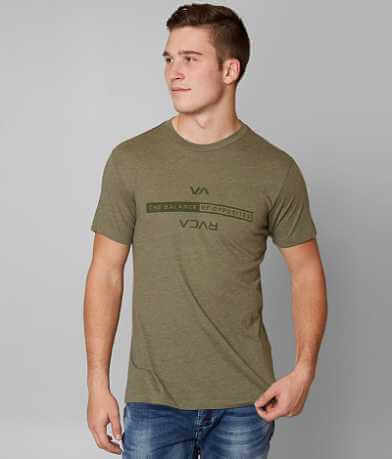 RVCA Bar Reflector T-Shirt
