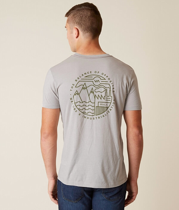 United T Nature RVCA By Shirt gvqT0wd