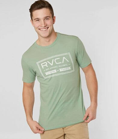 RVCA Label T-Shirt