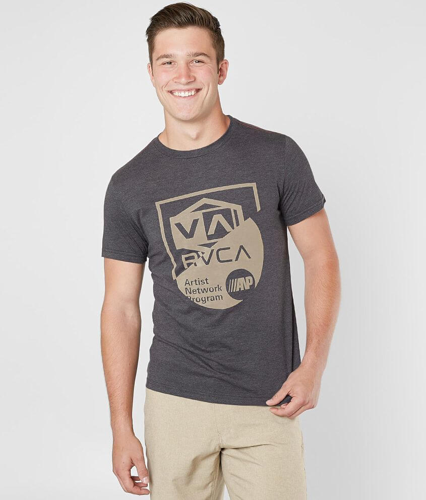 RVCA All In T-Shirt front view