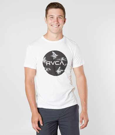 RVCA Motors Fill Up T-Shirt