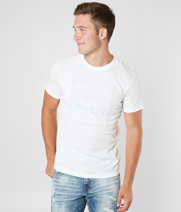 Way T All Pinner Shirt The RVCA qKOtFyIA