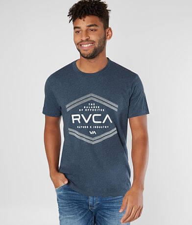 RVCA Double Pure T-Shirt