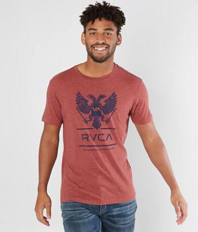 RVCA Emperor Texture T-Shirt