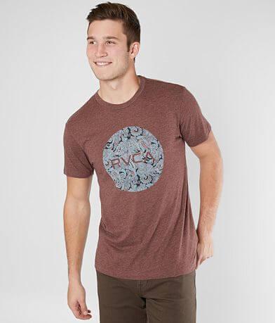 RVCA Motors Filled T-Shirt