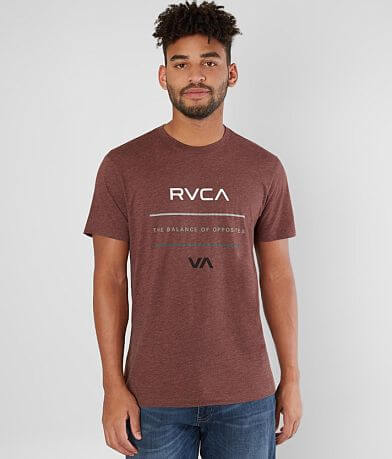 RVCA Brand Stacker T-Shirt