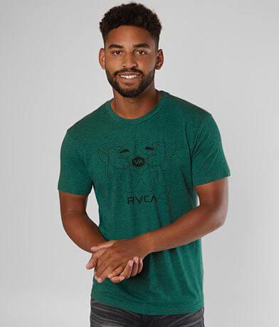 RVCA Den Crest T-Shirt