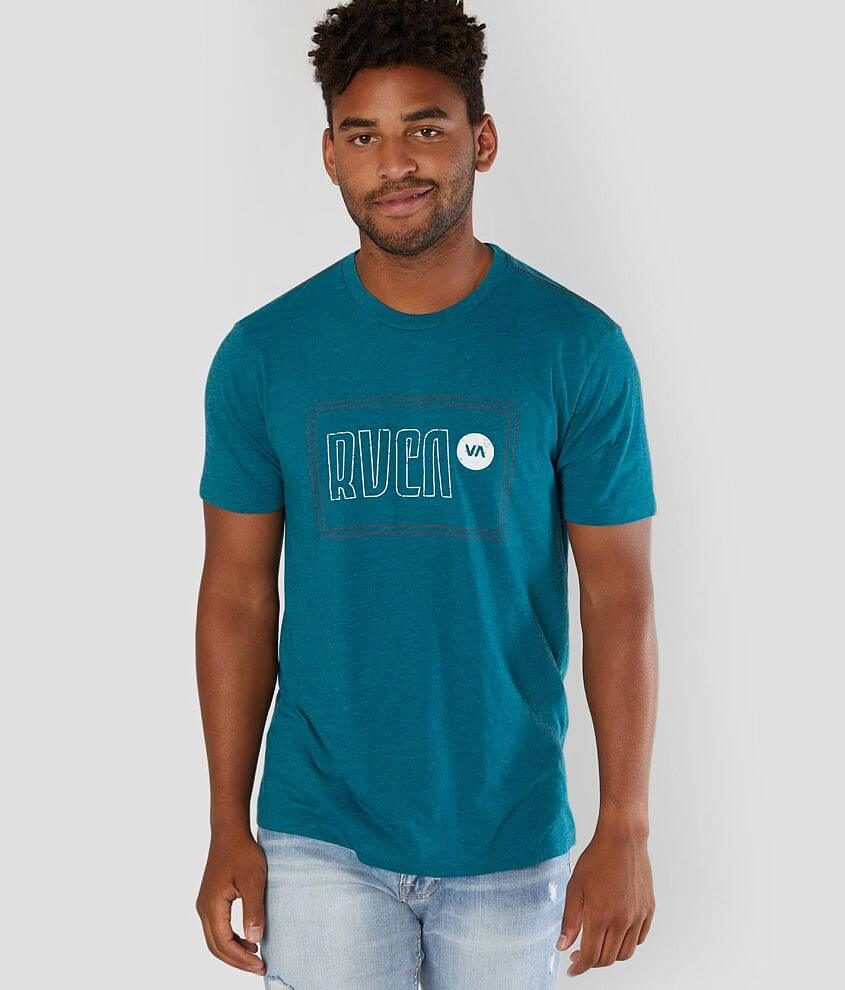 RVCA Lo-Fi Pin T-Shirt front view