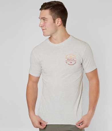 RVCA Text Circle T-Shirt