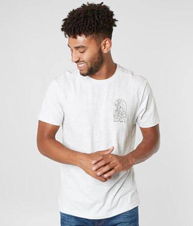 RVCA Desert Tomb T-Shirt