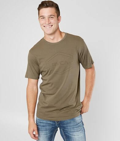 RVCA Pinner Hex T-Shirt