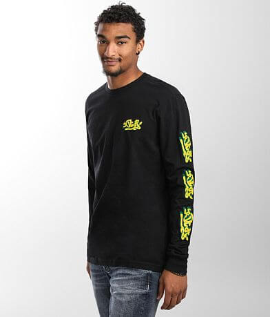 RVCA Dmote Collage T-Shirt