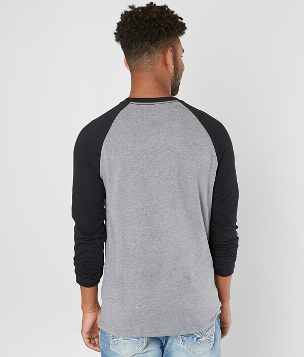 Looped Raglan RVCA RVCA Looped T Shirt wqHEFH6