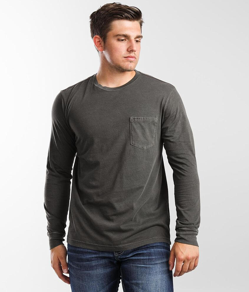RVCA Pigment T-Shirt front view