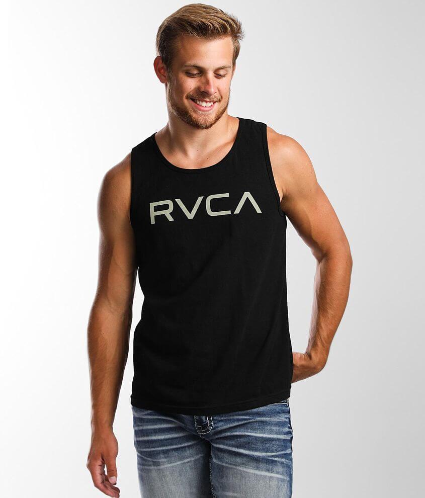 RVCA Big Tank Top front view