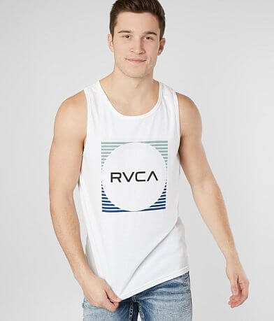 RVCA Motorstripe Tank Top